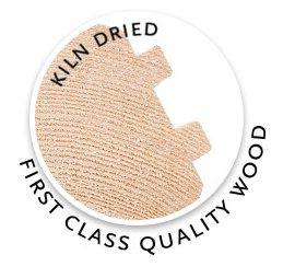 woodpro.com logotype - first class quality wood.